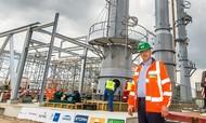 Hoogste punt RDM Training Plant