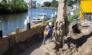 Genomineerd voor Waterinnovatieprijs: project Verbetering IJsseldijk Gouda